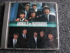 Animals vs. Yardbirds CD-Japon-Rock-Beat - Digital Mastering-without OBI