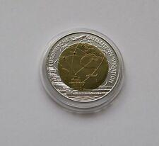 """ÖSTERREICH: 25 Euro 2006 """"SATELLITENNAVIGATION"""" handgehoben, SELTEN !!!"""