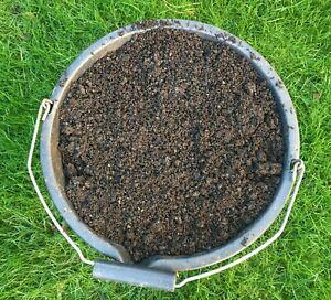 10Kg 20L - 20Kg 40L - Fresh Worm Castings - Vermicompost - Organic Gardening