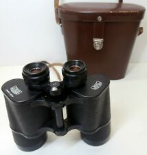 Carl Zeiss Jena 10 x 50 Field Binoculars - Boxed - Superb Condition Vintage