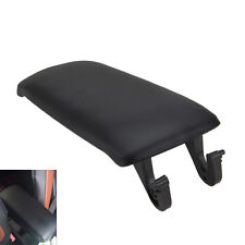 For 2002-2005 A4 B6 B7 Black Armrest Arm Rest Center Console Lid Cover New