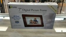 BRAND NEW Giinii GP7AWP1, 7″ Digital Picture Frames, BROWN