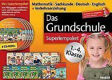 Das Grundschule Superlernpaket 1.-4. Klasse von Fran... | Software | Zustand gut
