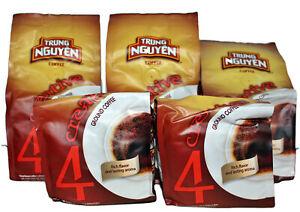 Kaffee Creative 4, Paket 5 x 250g, 1,25 kg,  Arabica/Robusta-Mischung ausVietnam