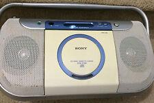 Sony Cfd-E100 Cd/Radio/Cassette Boombox