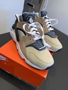 Nike Air Hurache Escape Brown Blue Size Uk 8 Limited Edition