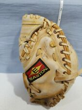 Vintage Easton EX220 Catcher's Mitt RHT Youth Leather
