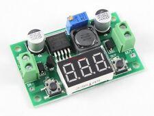 DC--DC Buck Step Down Converter Module LM2596 Voltage Regulator + Led Voltmeter