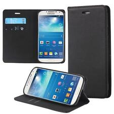 Samsung Galaxy S4 i9500 Coque de Protection Carte Portefeuille Housse Etui Cover