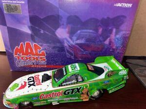 John force MAC Tools  Dr Seuss Grinch 2001 Mustang funny car Action 1 of 3508