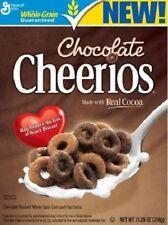 Chocolate Cheerios Cereal 11.25oz Box