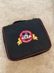 Disneyland Official Pin Trading Medium Messenger Bag