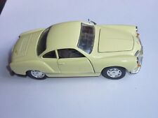 Volkswagen Karmann Ghia ss 5742 1:28 Scale Made in China