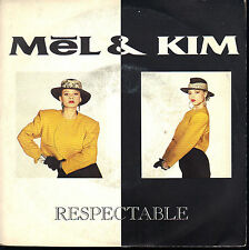 RESPECTABLE vocal - instrumental # MEL & KIM