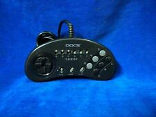 A Vintage Sega Mega Drive Console DOCS Turbo Game Controller Pad