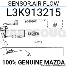 L3K913215 Genuine Mazda SENSOR,AIR FLOW L3K9-13-215