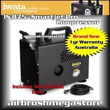 New Iwata Smartjet Pro Studio Series Air Compressor IS.875 + Free Insured Post