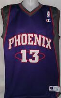 Original Champion Phoenix Suns NBA Trikot Jersey Nr. 13 Nash Gr. XL