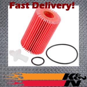 K&N PS-7018 Oil Filter suits Toyota Tundra USK57 3UR-FE