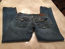 TRUE RELIGION HERITAGE JEANS DESTROYED SZ 29 Love these!