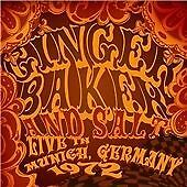 Ginger Baker - Live in Munich, Germany 1972 (2010)