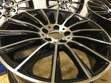 "18 "" Torsion Style Roues Mercedes Classe C 2016-18 Convertible AMG C 43 4matic"