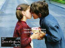 Photo Cinéma 21x28cm (2003) JEUX D'ENFANTS Guillaume Canet, Marion Cotillard BE