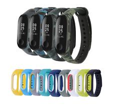For Xiaomi Mi Band 2 3 4 Strap Replacement Wrist Bracelet Sport  Watch Band