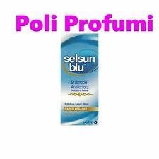 Selsun blu shampoo antiforfora disolfuro di selenio capelli fragili 200 ml