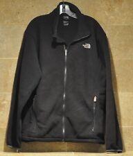 Northface Mens Black Fleece Jacket XL