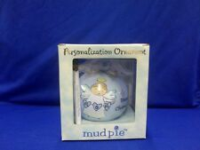 Christmas Angel Personalization Ornament by Mudpie