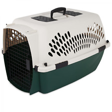 """Ruffmaxx Dog Kennel 26"""" 20-25 lbs Cage Carrier Portable Transport Outdoor Travel"""