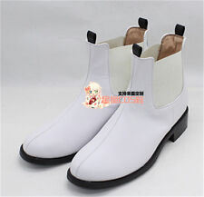 Star Wars Stormtrooper White Adult Halloween Cosplay Shoes Boots X002