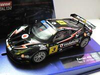 Carrera Digital132 30607 Ferrari 458 GT2 No. 3 GT Open 2011  NEU
