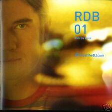 ROB DA BANK 01 Electronic Downtempo CD NEW