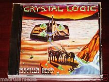 Manilla Road: Crystal Logic CD 2012 Bonus Track Shadow Kingdom USA SKR050CD NEW