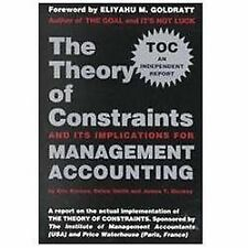 NEW - The Theory of Constraints and Its Implications for Management Accounting