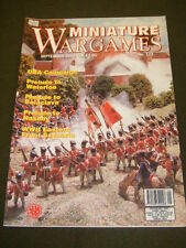 MINIATURE WARGAMES - PRELUDE TO NASEBY - SEPT 1997 # 172