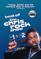 THE BEST OF THE CHRIS ROCK SHOW - VOL. 1 & 2 NEW DVD