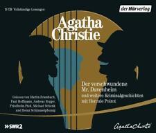 Krimi- & Thriller Christie Hörbücher und Hörspiele Agatha CD Format