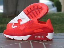 Nike Air Max 90 Ultra 2.0 Flyknit Men's Running, Cross Training Shoes 875943-600