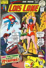 Superman's Girl Friend Lois Lane #122 VF; DC | save on shipping - details inside