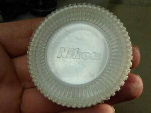 Nikon CP-3 vintage plastic case for filter up to 52mm