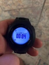 Garmin Forerunner 210 GPS Watch Black, Used but Mint condition. Regular Fit.
