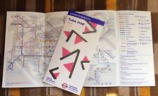 London Underground pocket tube map - May 2018
