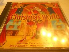 The christmas world of music,Modern Talking,DJ Bobo,Die prinzen usw.  von 2003