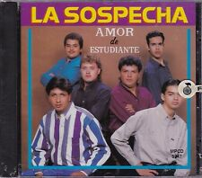 La Sopsecha Amor de Estudiante CD New Sealed