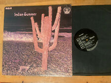 INDIAN SUMMER LP s/t original Prog Psych NEON original UK press GATEFOLD nice