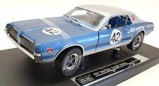 Sun Star 1/18 Scale Model Car 1584 - 1967 Mercury Cougar Racing #42 2011