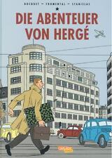 Die Abenteuer von Hergé, Carlsen
